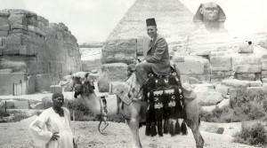 Jack Sauer in Giza